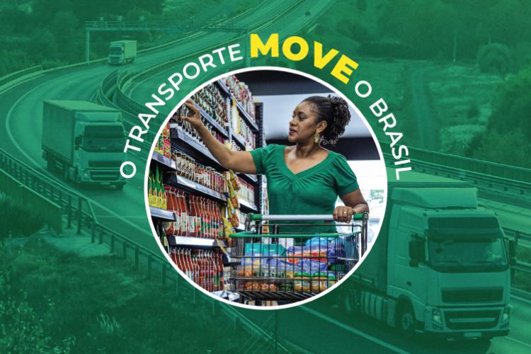 O Transporte Move o Brasil: CNT lança campanha de valorização do setor